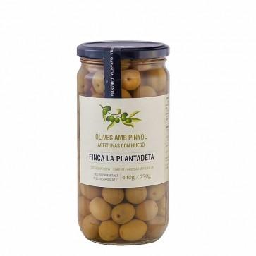 Manzanilla Olives Plantadeta 500gr
