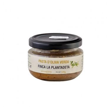 Arbequinas Olives Pâté