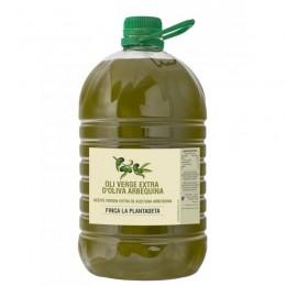 Arbequina Olive Oil Plantadeta 5L (New harvest)