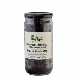 Black olives Plantadeta 500gr
